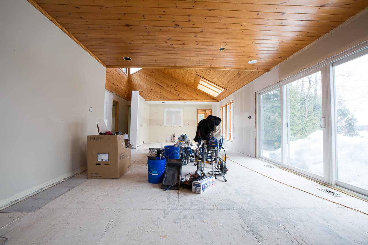 Kitchen Cabinet Painting Service Mississauga - Painting Contractors 25