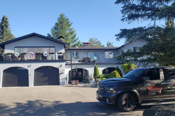 caledon exterior painting services