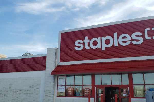 Staples Commercial Painting Images by Espositos Painting Services (6)